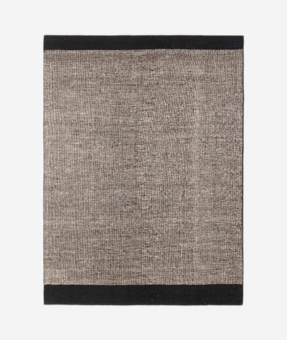 Black Dots Kilim Rug - More Options