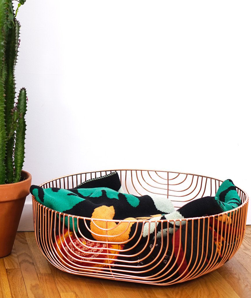 "Wire Basket 22"" - BEAM"