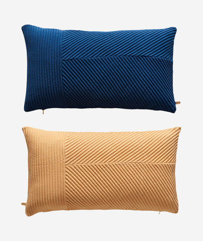 Ada Reversible Rectangle Pillow - 2 Colors Oyoy - BEAM // Design Store