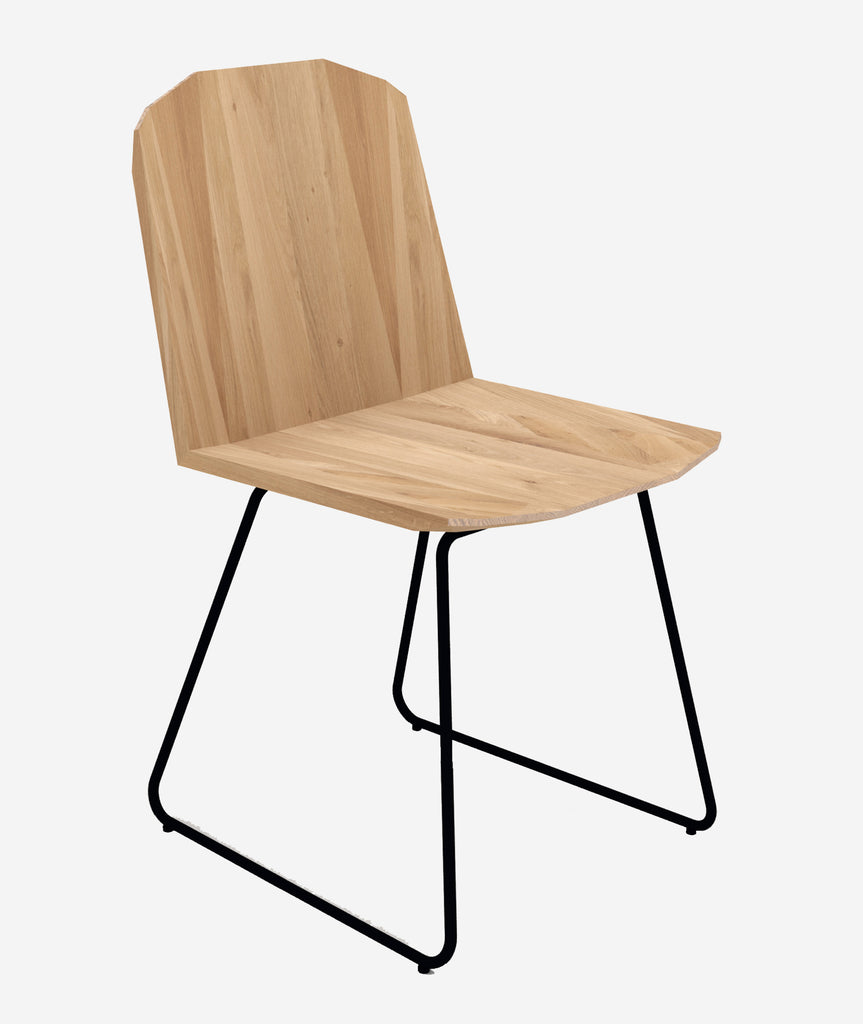 Facette Dining Chair - 2 Colors Ethnicraft - BEAM // Design Store