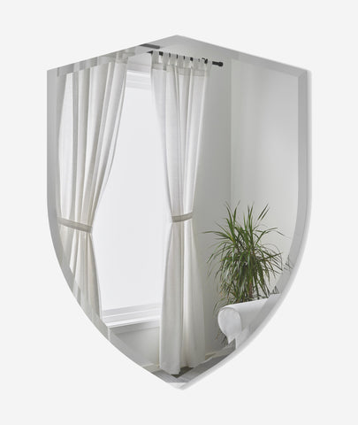 Shield Wall Mirror Umbra - BEAM // Design Store