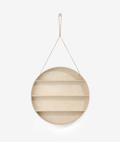 The Round Dorm Shelf Ferm Living - BEAM // Design Store