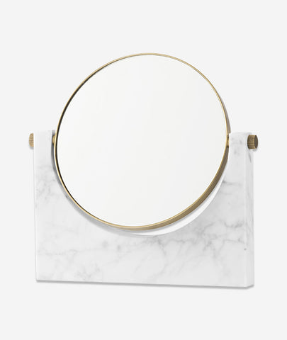 Pepe Marble Mirror - 2 Colors - BEAM