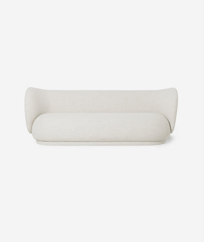 Rico 3 Seat Sofa - 15 Colors Ferm Living - BEAM // Design Store