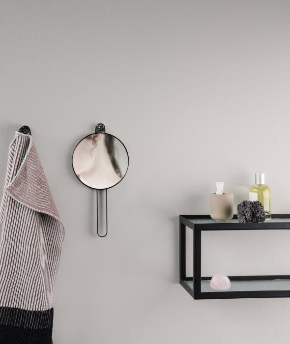 Cast Iron Wall Hook - 2 Sizes Ferm Living - BEAM // Design Store