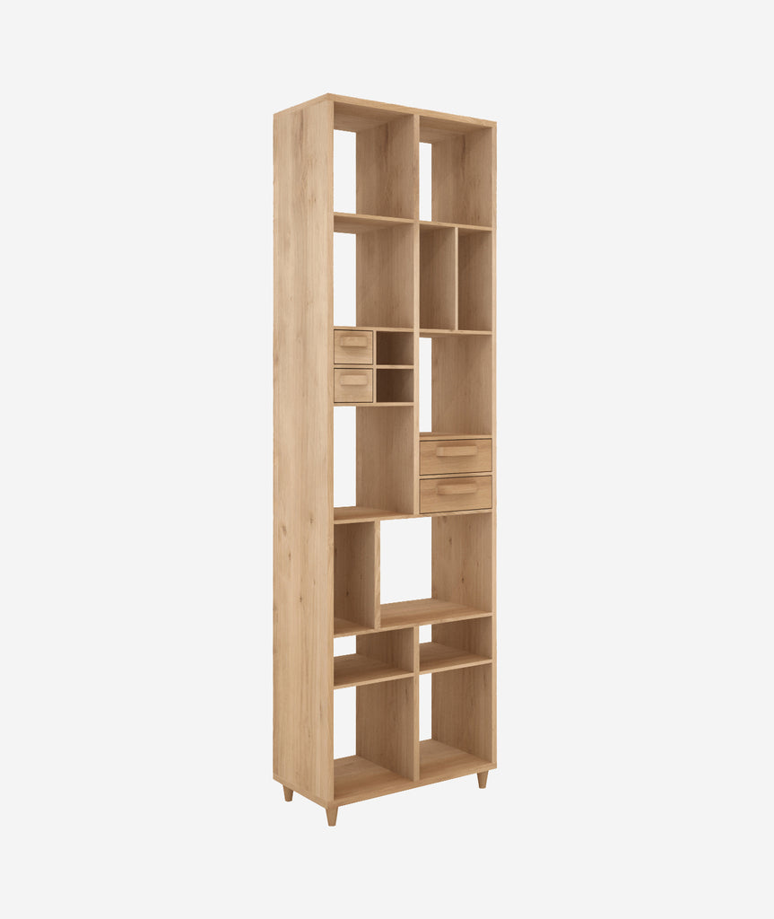 Pirouette Storage Rack Ethnicraft - BEAM // Design Store