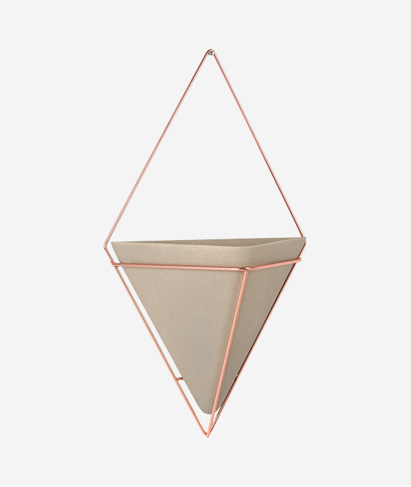 Trigg Wall Vessel Large - 4 Colors Umbra - BEAM // Design Store