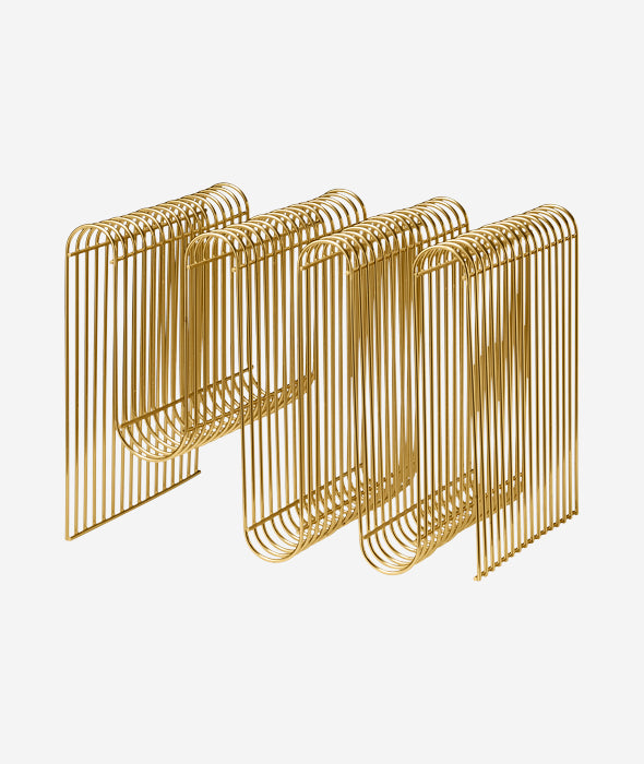 Curva Magazine Holders AYTM - BEAM // Design Store