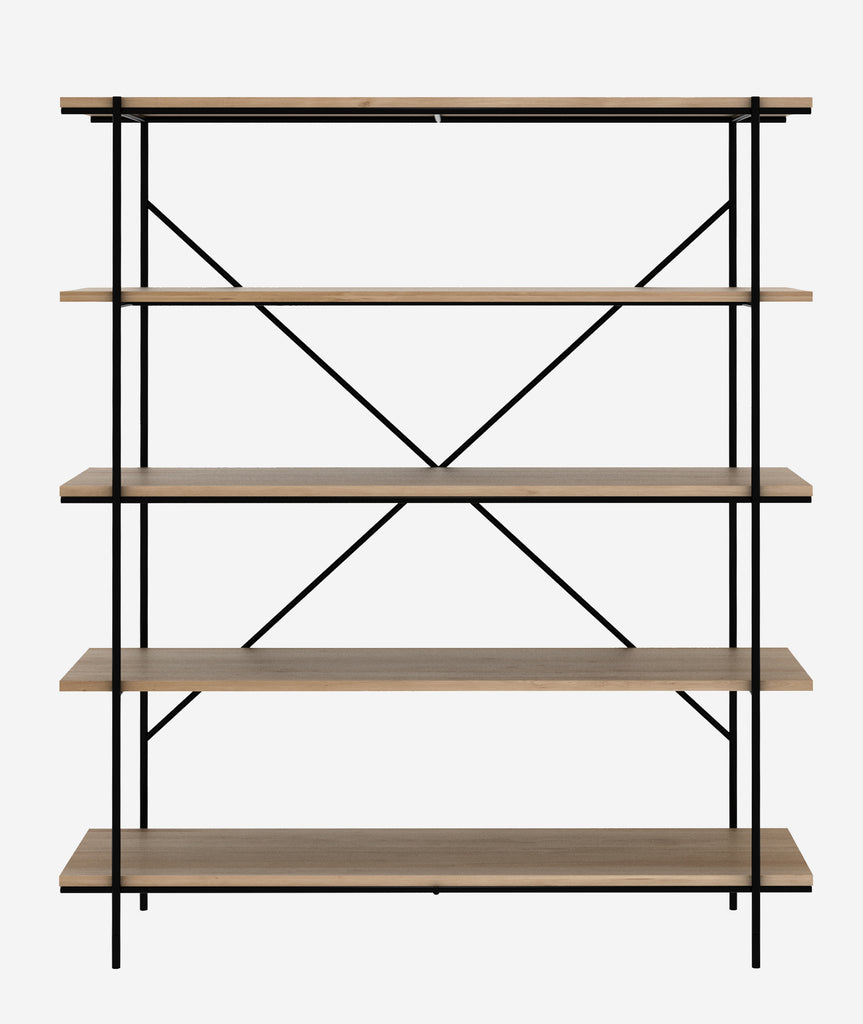 Rise Storage Rack Ethnicraft - BEAM // Design Store