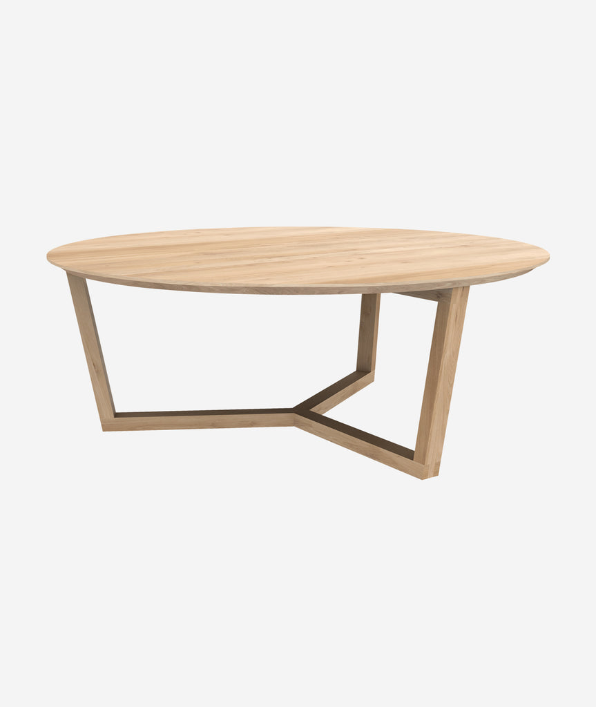 Tripod Coffee Table Ethnicraft - BEAM // Design Store