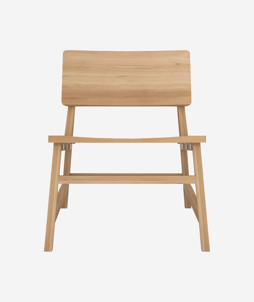 N2 Lounge Chair Ethnicraft - BEAM // Design Store