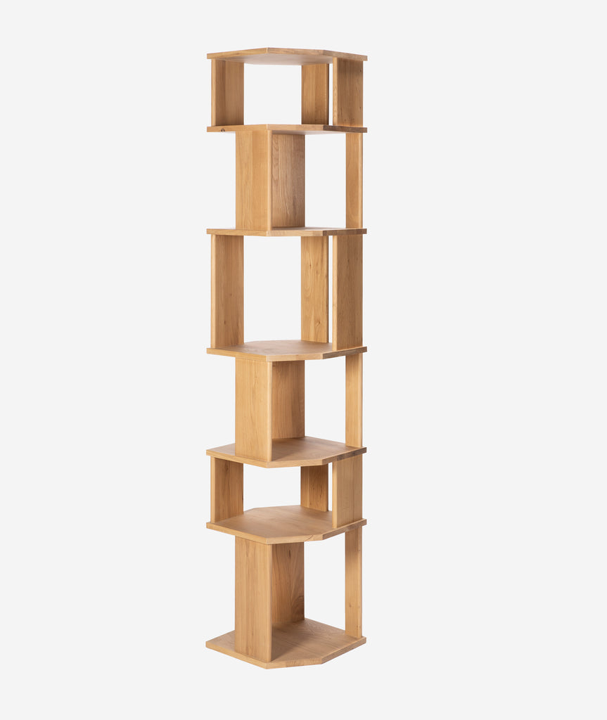 Stairs Column Storage Rack Ethnicraft - BEAM // Design Store