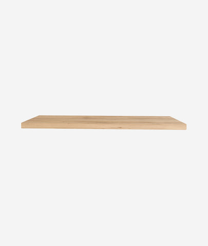 Oak Wall Shelf - 3 Sizes