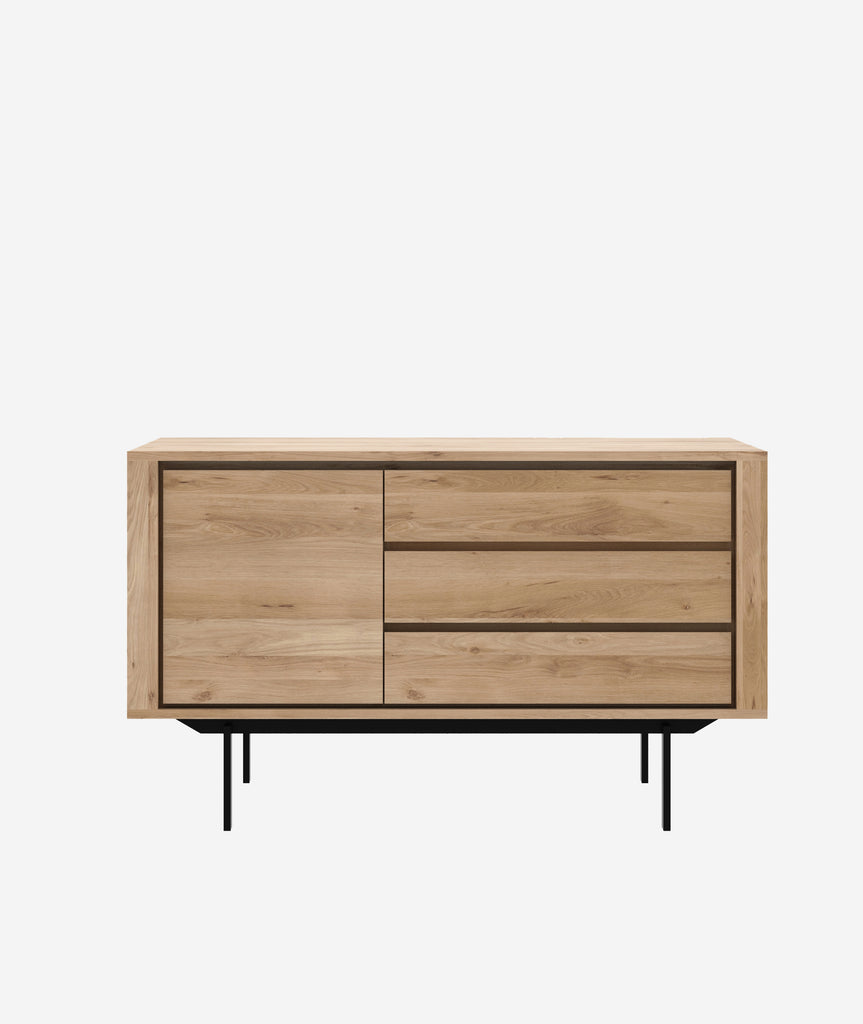 Shadow Sideboard - 1 Door Ethnicraft - BEAM // Design Store