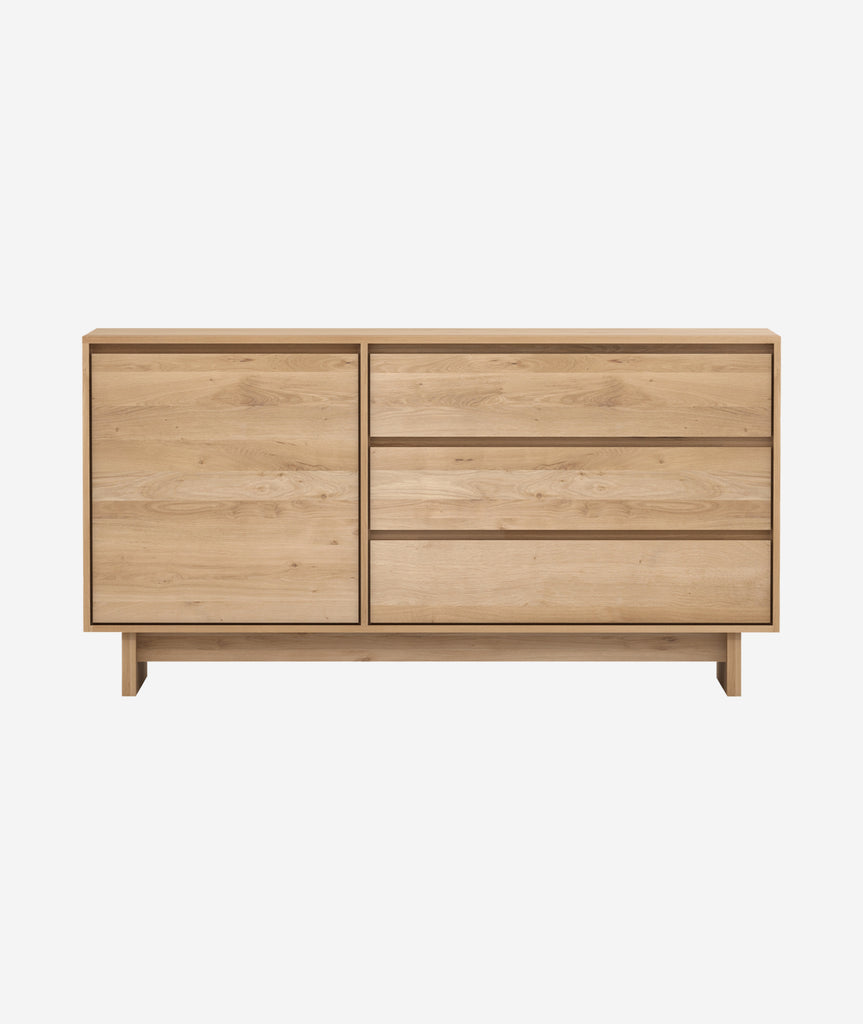 Wave Sideboard - 1 door Ethnicraft - BEAM // Design Store