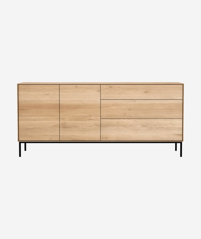 Whitebird Sideboard - 2 Doors Ethnicraft - BEAM // Design Store