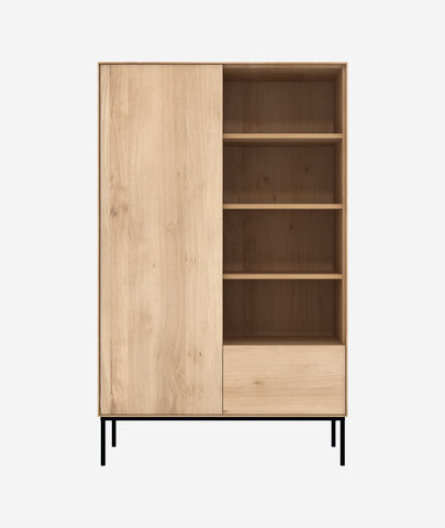 Whitebird Storage Cupboard Ethnicraft - BEAM // Design Store