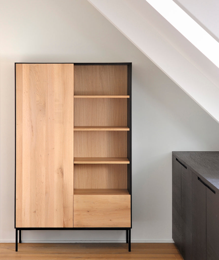 Blackbird Storage Cupboard Ethnicraft - BEAM // Design Store