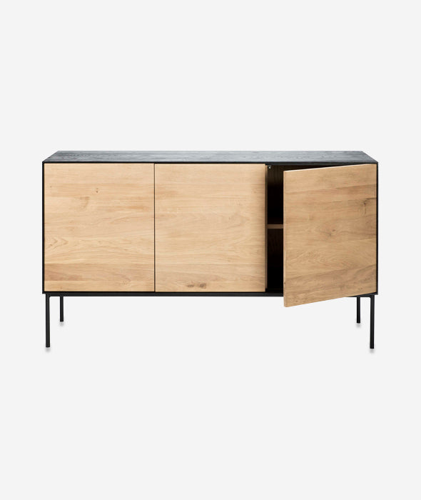 Blackbird Sideboard - 3 Doors Ethnicraft - BEAM // Design Store