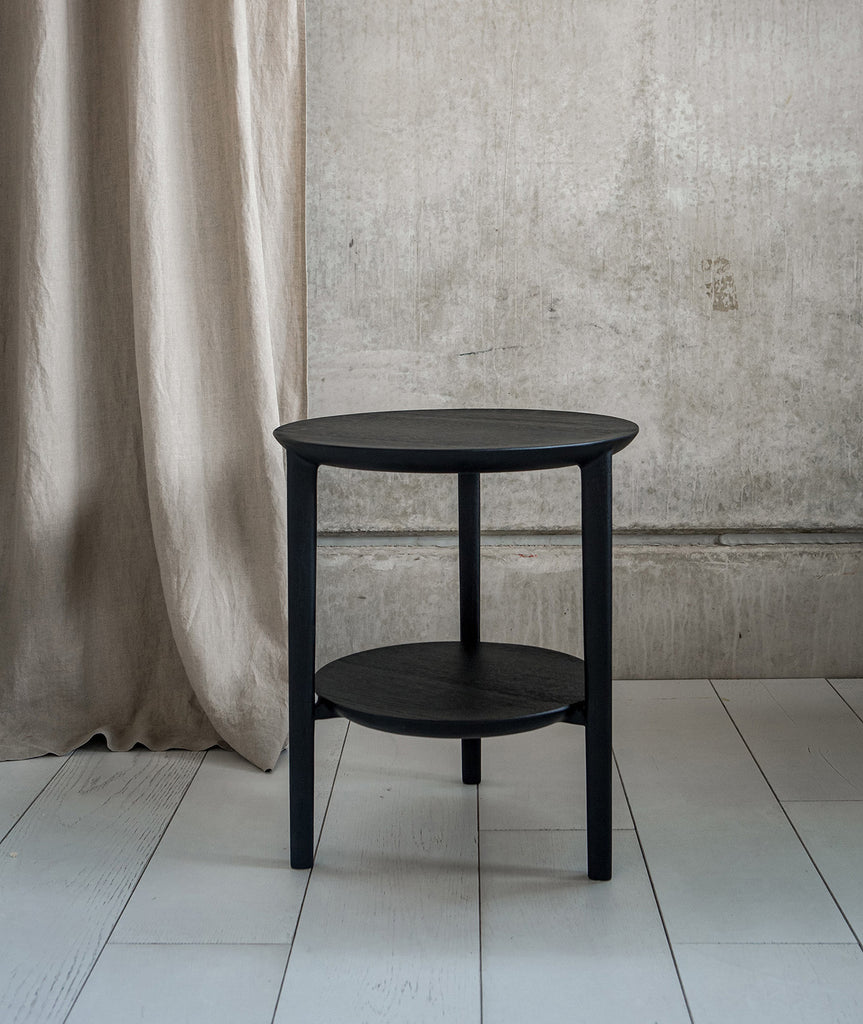 Bok Side Table - 2 Colors Ethnicraft - BEAM // Design Store