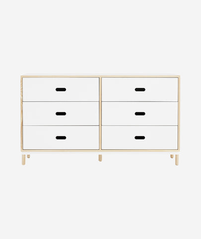 Kabino Dresser Wide - 2 Colors