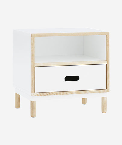 Kabino Bedside Table - 2 Colors