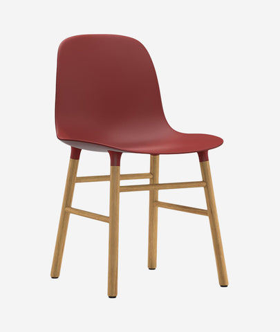 Form Dining Chair Wood - More Options