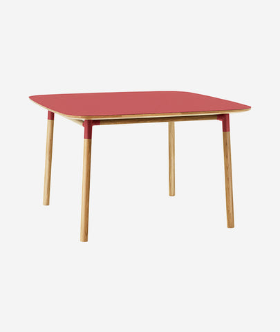 Form Square Dining Table - 6 Colors