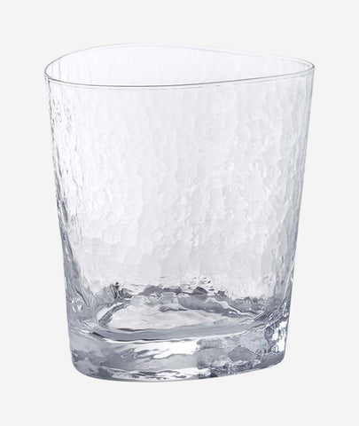 Serapha Drinking Glass Texture - BEAM // Design Store