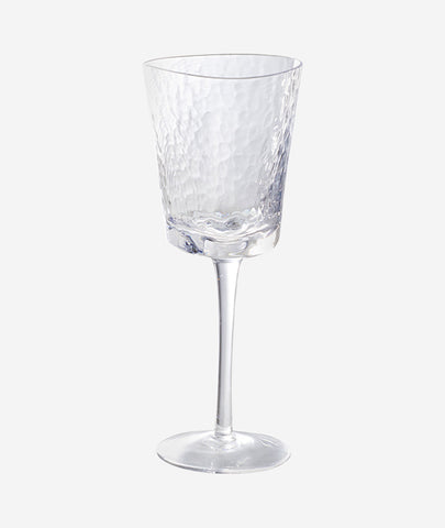 Serapha Wine Glass Texture - BEAM // Design Store