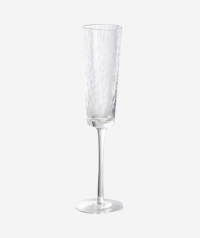 Serapha Champagne Flute Texture - BEAM // Design Store