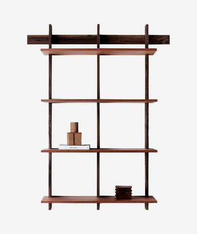 Sticotti Bookshelf Kit I Alejandro Sticotti for Sudacas - BEAM // Design Store
