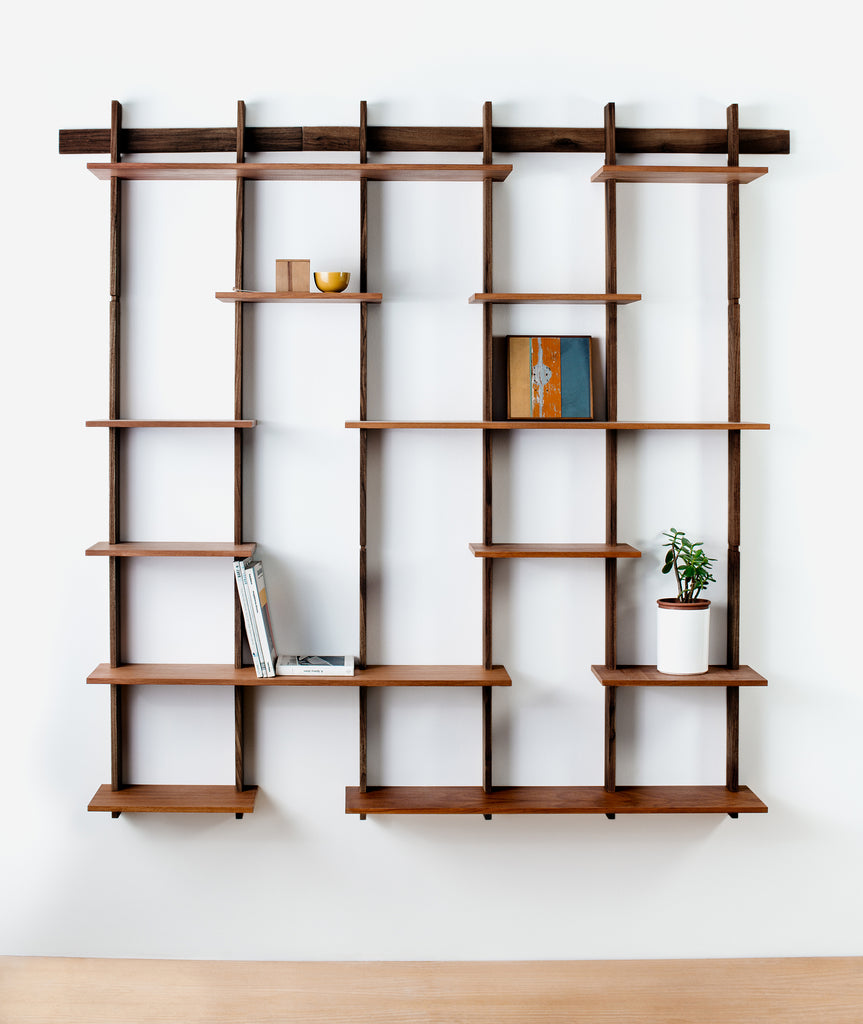 Sticotti Bookshelf Kit Bundle 2 Alejandro Sticotti for Sudacas - BEAM // Design Store
