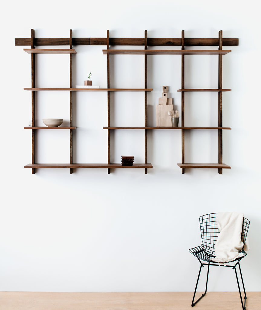 Sticotti Bookshelf Kit Bundle 1 Alejandro Sticotti for Sudacas - BEAM // Design Store