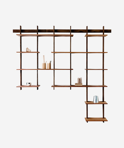 Sticotti Bookshelf Kit Bundle 3 Alejandro Sticotti for Sudacas - BEAM // Design Store