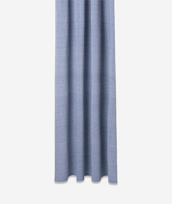 Chambray Shower Curtains
