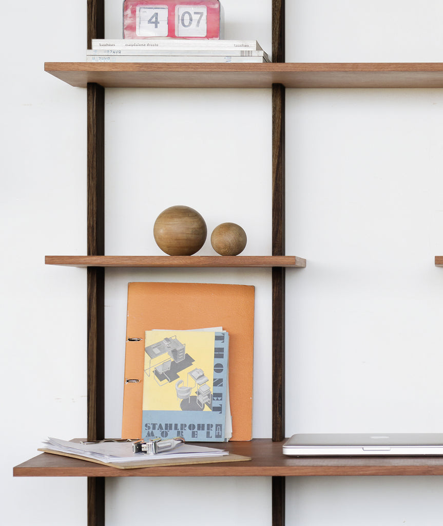 Sticotti Bookshelf + Desk Kit G Alejandro Sticotti for Sudacas - BEAM // Design Store