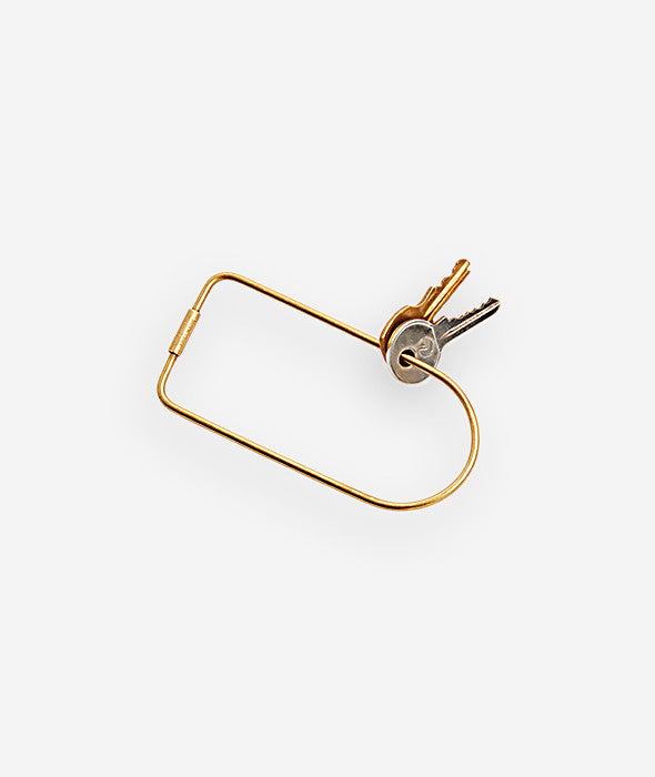 Contour Key Ring Bend