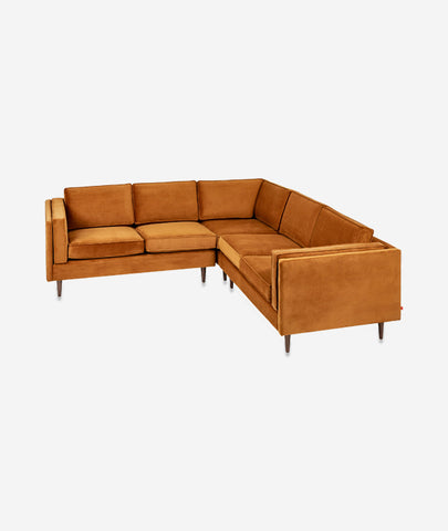 Adelaide Bi-Sectional - 4 Colors Gus* Modern - BEAM // Design Store
