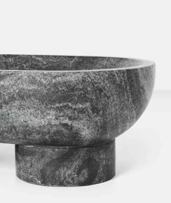 Alza Marble Bowl - 2 Colors Ferm Living - BEAM // Design Store