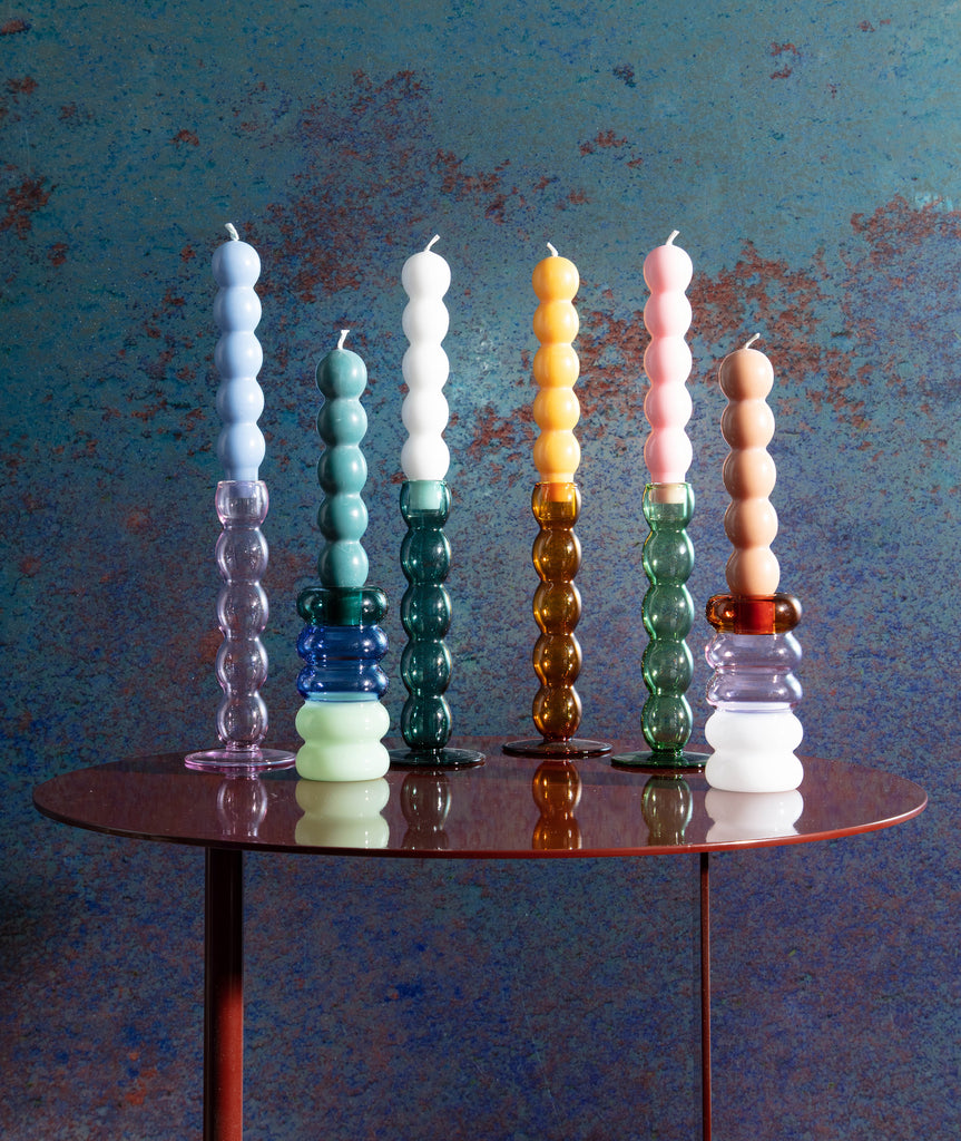 Volute Candleholder - More Options