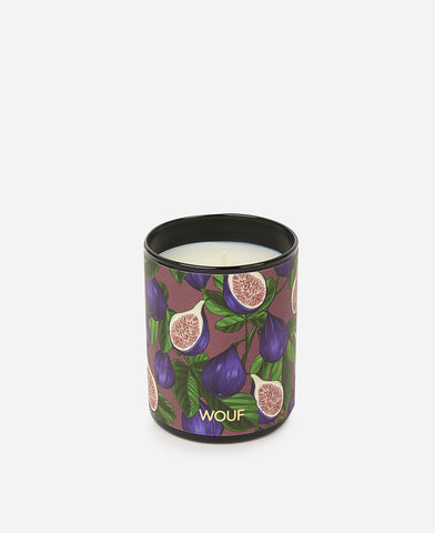 Black Figue Candle Wouf - BEAM // Design Store