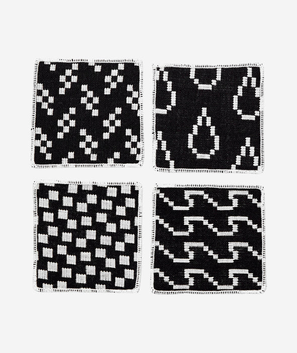 Bitmap Coasters Areaware - BEAM // Design Store