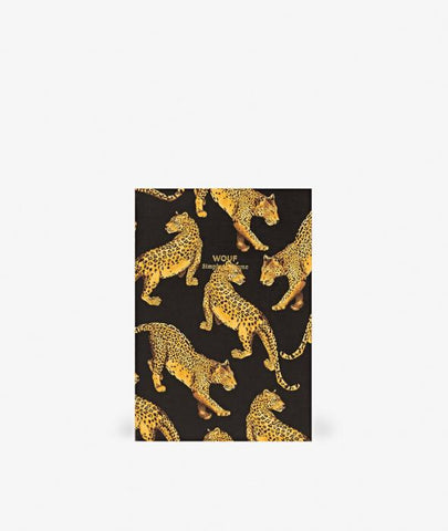 Leopard Notebooks Wouf - BEAM // Design Store