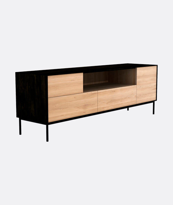 Blackbird TV Cupboard Ethnicraft - BEAM // Design Store
