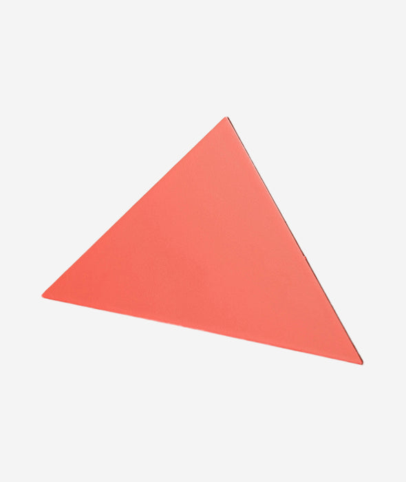 Geometric Triangle Photo Clip - 6 Colors Block Design - BEAM // Design Store