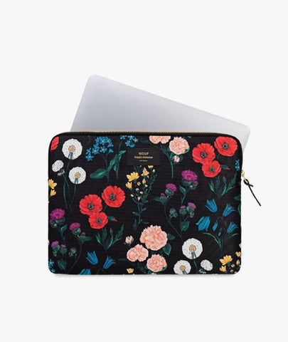 "Blossom 13"" Laptop Sleeve Wouf - BEAM // Design Store"