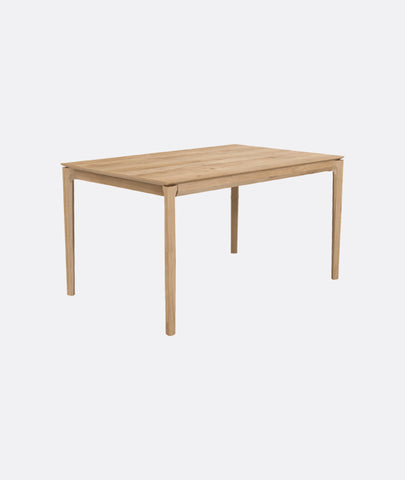 Bok Extendable Dining Table - More Options Available Ethnicraft - BEAM // Design Store