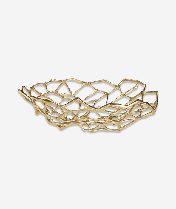 Bone Bowl Large Tom Dixon - BEAM // Design Store
