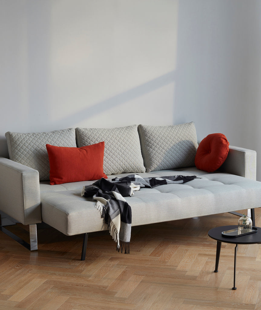 Cassius Quilt Deluxe Sleeper Sofa - 3 Colors Innovation Living - BEAM // Design Store
